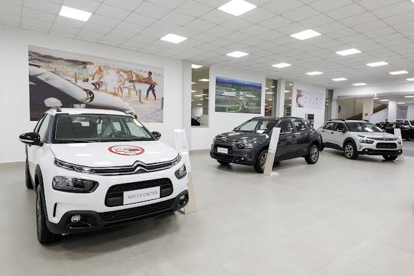 Citroën inaugura nova concessionária em São Paulo do Grupo Sinal
