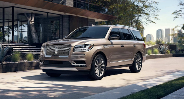 2019 Lincoln Navigator Concept, Modifications, Features, and Prices