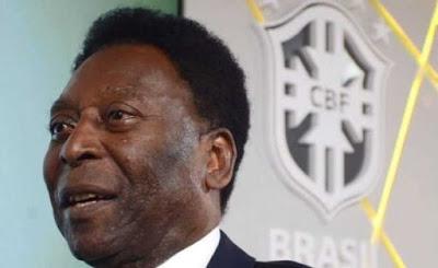 Fifa confirma ausência de Pelé na abertura da Copa do Mundo