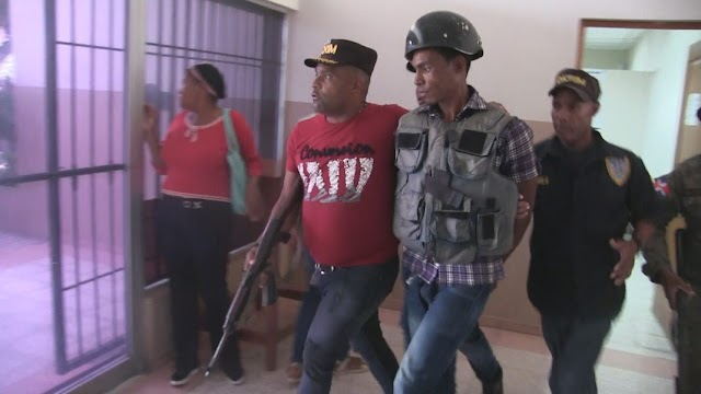 Acusado del triple crimen, imponen un año prisión en el 15 de Azua
