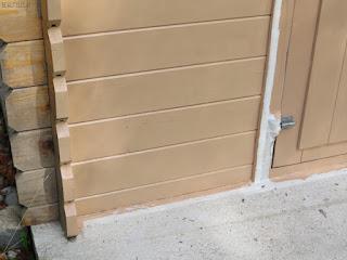 peinture sur bois grisé 2