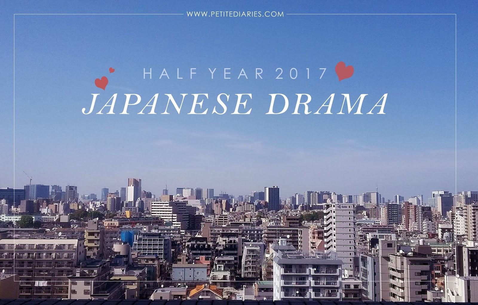 favorite japanese drama romance comedy 2017