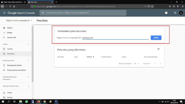 Cara Jitu Agar Blog/Website Cepat Terindex oleh Google