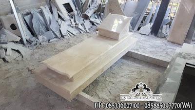 Makam Marmer Muslim, Contoh Makam Marmer, Model Makam Islam Marmer Tulungagung