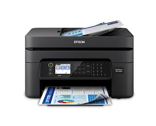 Epson WorkForce WF-2850 Drivers Software Download