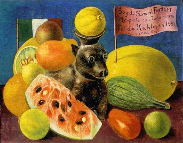 Фрида Кало - Натюрморт. 1951