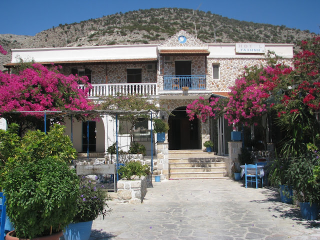 Vlihadia Kalymnos Greece