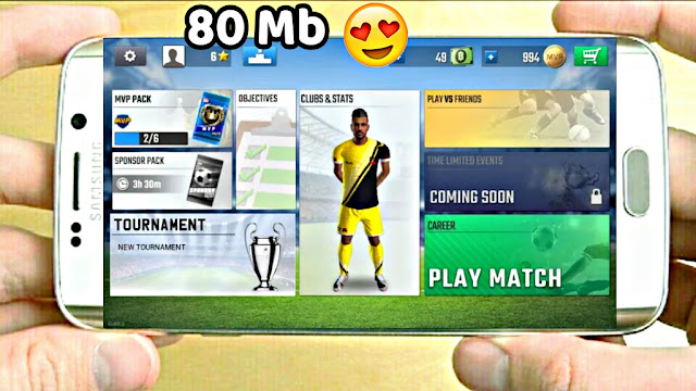 Download Best Football Superstar 2019 Android 80 MB Best Graphics