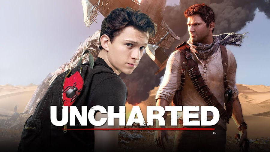 uncharted movie release date holiday 2020 sony pictures tom holland nathan drake
