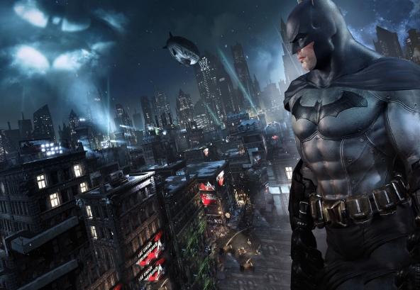 Batman Arkham Asylum Game Ringan