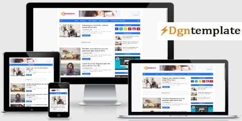 Superfast Responsive Blogger Template | high-quality themes