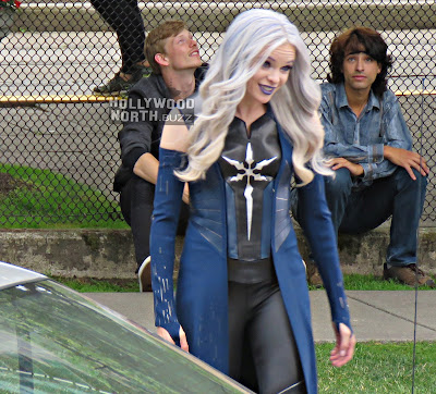 Danielle Panabaker Flash season six behind the scenes