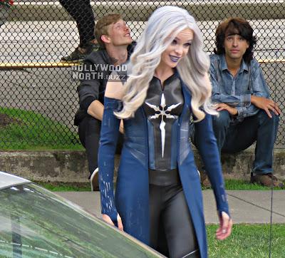 Danielle Panabaker Flash season six behind the scenes