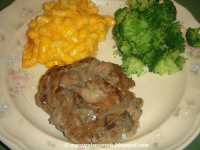 Salisbury Steak | Margaret's Morsels
