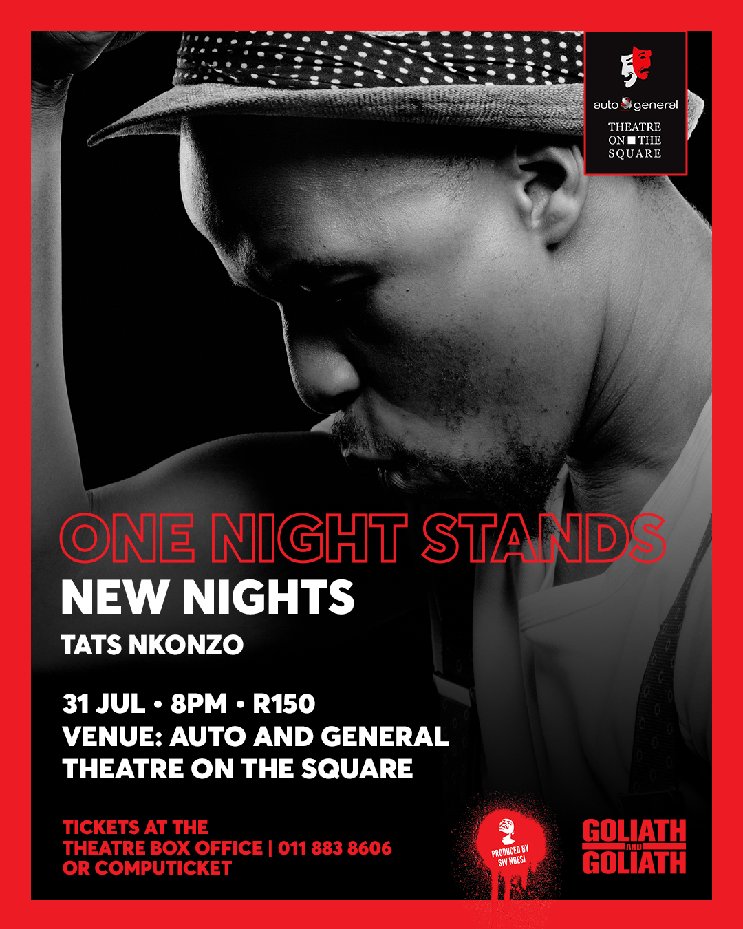 The Life's Way: One Night Stands Comedy Festival 30 July-10