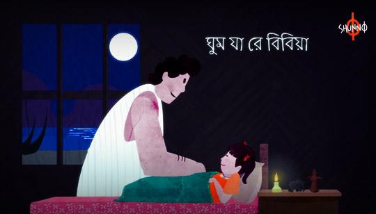 Ghum Ja Re Bibiya Lyrics by Shunno Band
