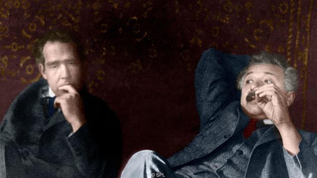 عادات أينشتاين