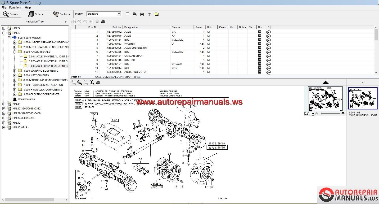 Free 6d16t engine repair manual