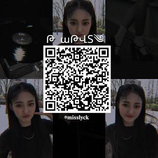 Kumpulan QR Barcode Preset Lightroom Polarr Black and Dark