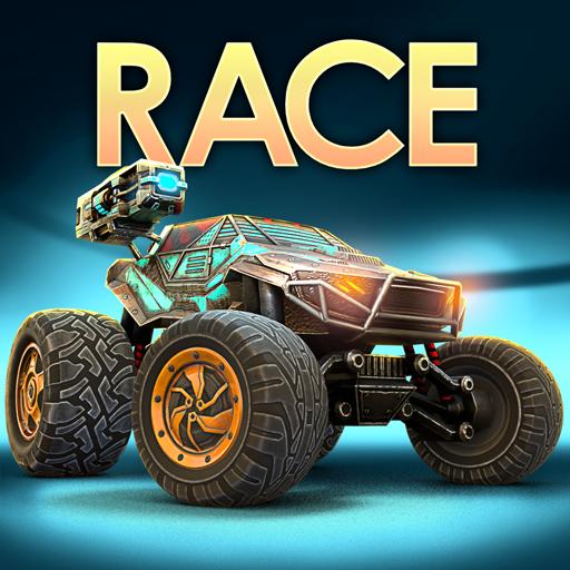 رابط تحميل لعبة السباق Rocket Arena Car Extreme للاندرويد والايفون مجانا