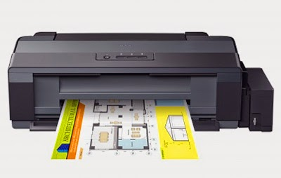 Epson L1800 A3 Printer Price in Malaysia - Driver and