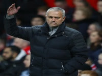 Mourinho wants united goal rush