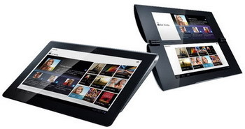 Sony S1, S2 Honeycomb tablets more details