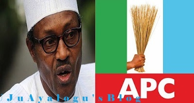 2019: APC chieftain discloses what will happen to Buhari if Gov. Abubakar retains party's ticket