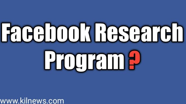 Is Facebook Research Program From Facebook or Not