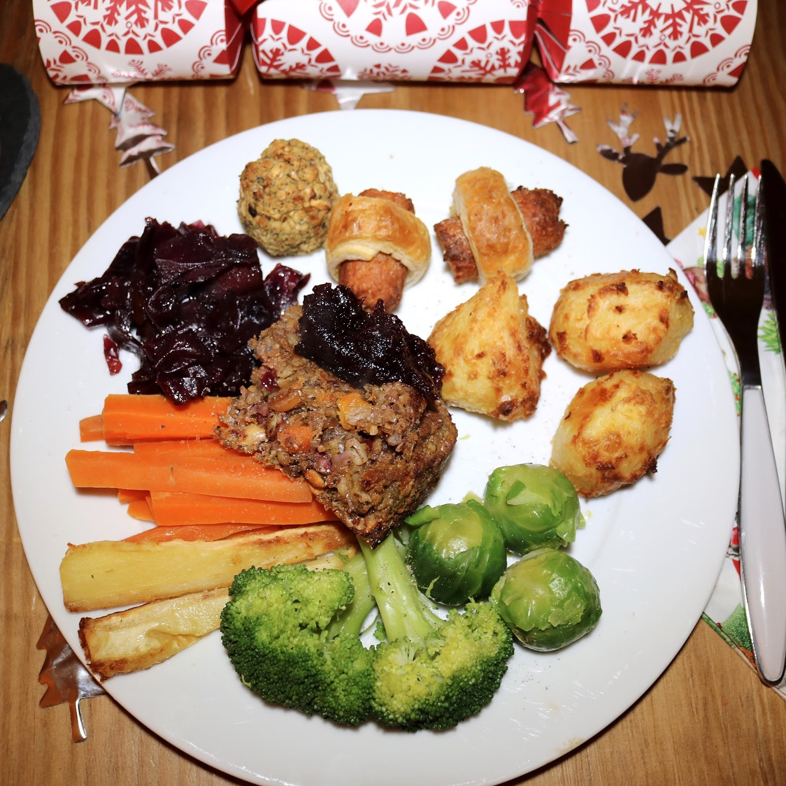 My Perfect Vegan Christmas Dinner