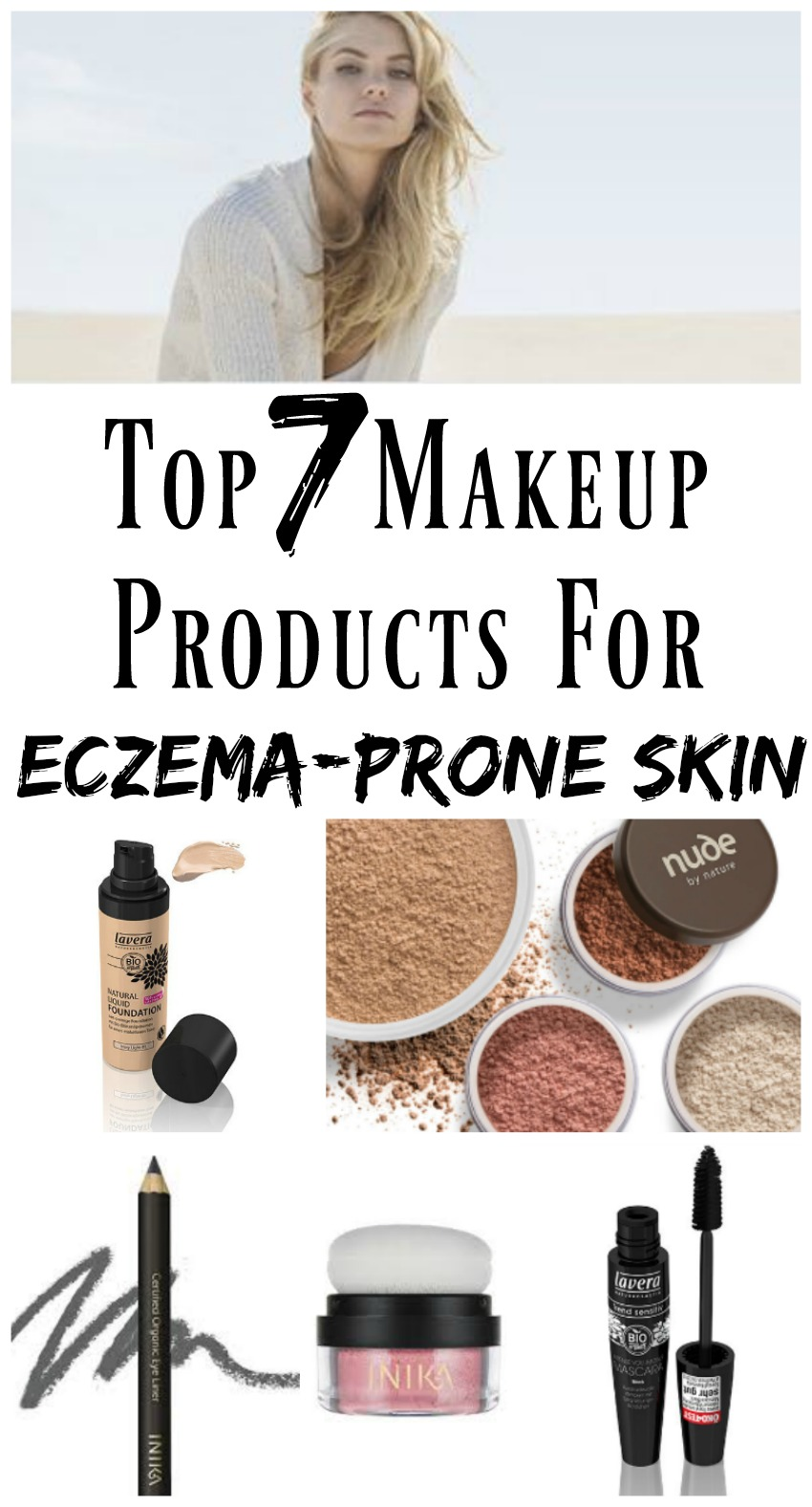 eczema skin makeup prone face eye dry eyes around psoriasis patches rash won later healing away cream treatment care why