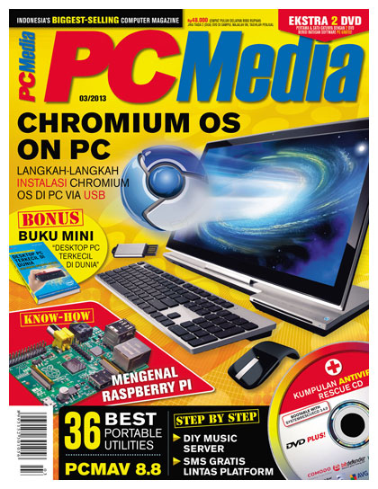 Majalah PC Media Terbaru