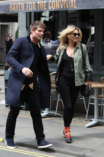 Super model Kate Moss relationship with Nikolai Von Bismarck