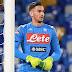 Napoli-Juventus, out Ospina