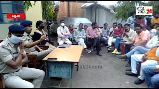 बैठक में कोरोना सक्रमंण की रोकथाम पर रविवार पूर्णतः दुकाने बन्द रखने पर बनी सहमति