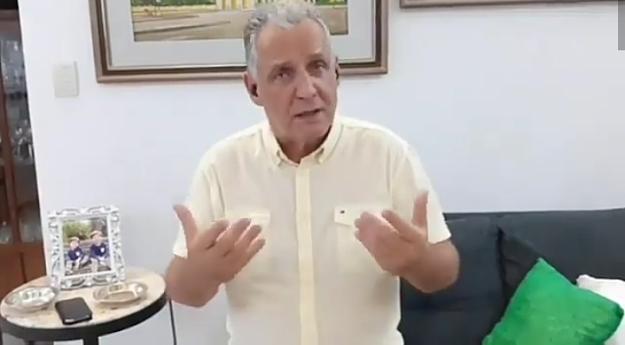 ex-prefeito da cidade de Codó/MA, Ricardo Archer