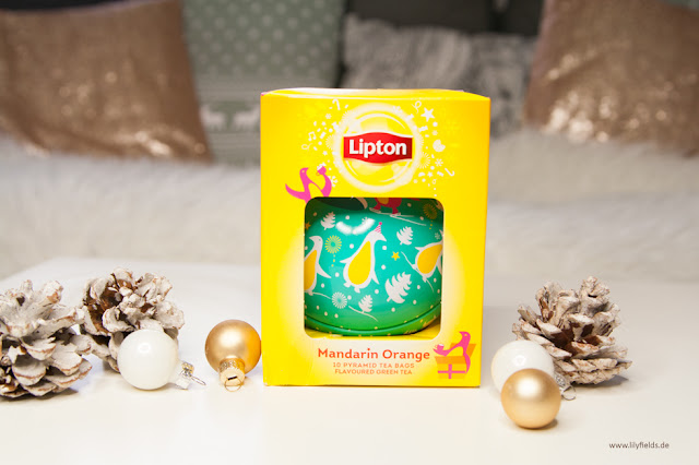 Lipton - Mandarin Orange - Weihnachtskugel