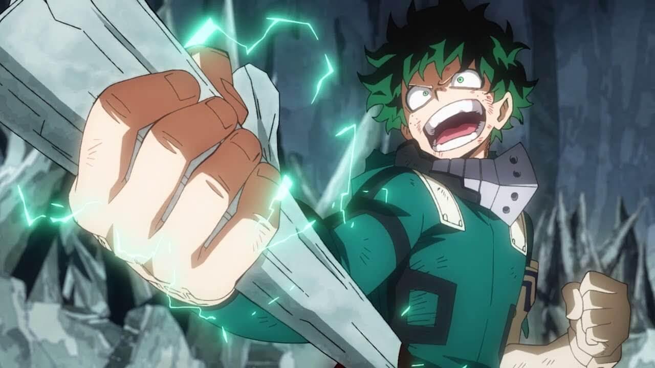 Boku No Hero Academia Season 4