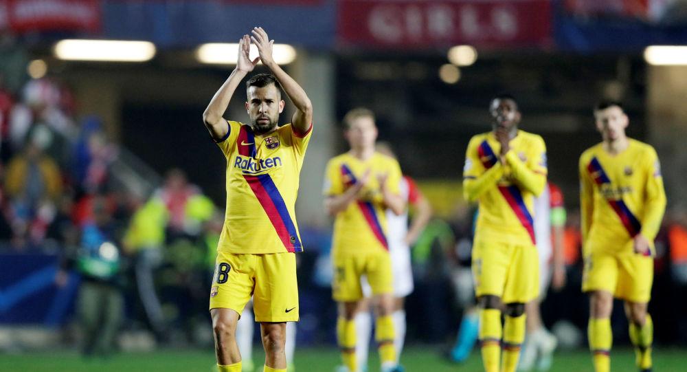 نتيجة مباراة برشلونة وسلافيا براغ بتاريخ 05-11-2019 دوري أبطال أوروبا