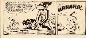 Humor de Bolsillo nº 10 El tesoro de los pies zambos