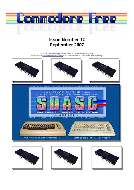 Commodore Free Magazine #012 (012)