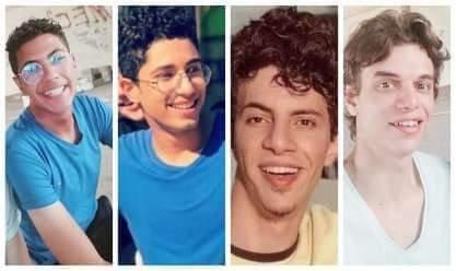 """السجن 15 سنة للمتهمين الأول والثانى والثالث و5 سنوات للرابع في قضية مقتل محمود البنا """"شهيد الشهامة"""