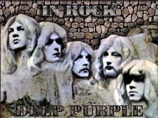 wallpaper de deep purple in rock