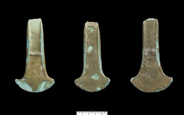 Bronze Age artefacts found by detectorist in Wales officially declared 'treasure'