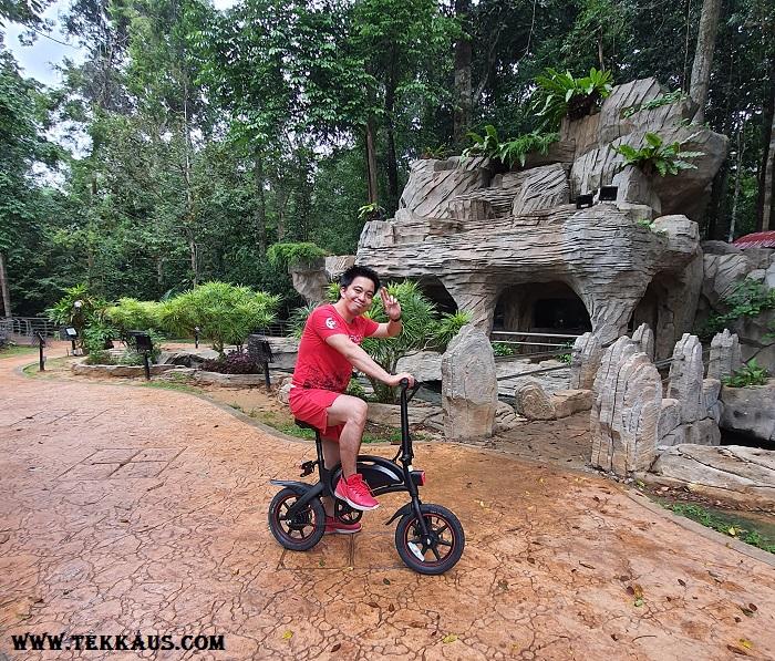 DYU D3+ Foldable Electric Bike Honest Review