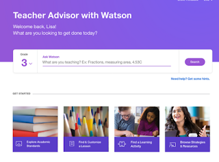 IBM Foundation launches free online software to help K-5 teachers prepare math lessons and help students learn.