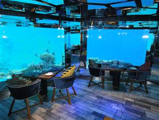 loveisspeed.......: Sea Underwater Restaurant - Anantara ...