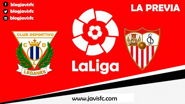 Previa Leganés - Sevilla FC