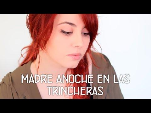 """Raquel Eugenio interpreta """"Madre, anoche en las trincheras""""."""