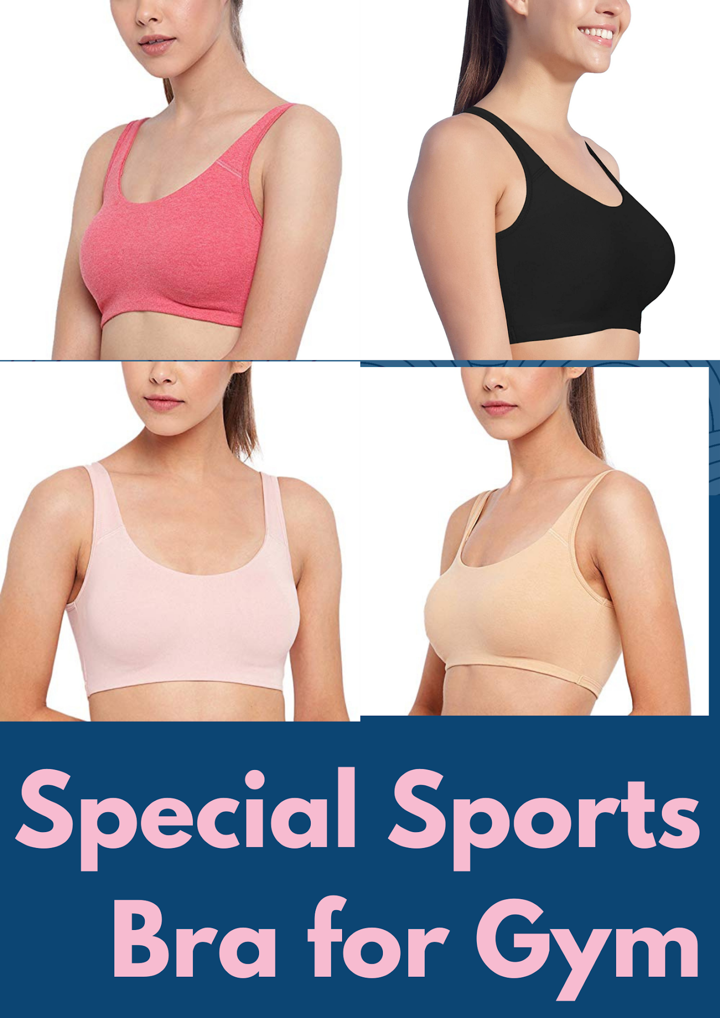 Shop the Best Sports Bras for Large Breasts